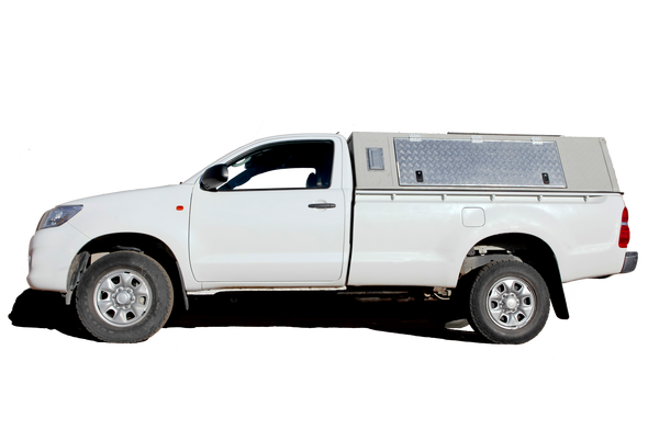 TRAVELLER  Single Cab 4x4 with canopy